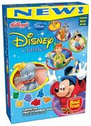 Disney classics fruit snacks