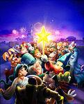 Disneyland Paris Magical Moments Festival poster