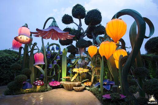 Pixie Hollow (attraction) | Disney Wiki | FANDOM powered ...