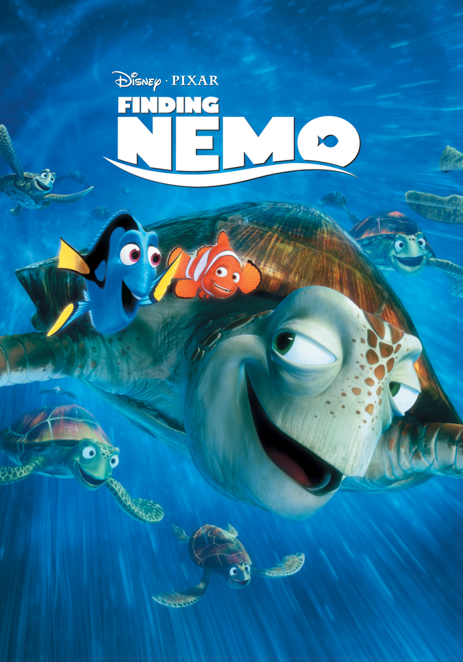 Image finding nemo posterg disney wiki fandom powered by finding nemo posterg altavistaventures Image collections