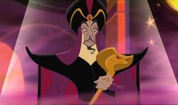 Jafar in House of Mouse