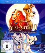 Lady and the Tramp 2 - 2012 German DVD Cover