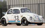 NASCAR Herbie front