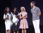 OprahWinfrey MindyKaling ReeseWitherspoon ChrisPine D23 Expo