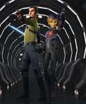 Star Wars Rebels magazine Poster