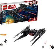 TLJ - LEGO Kylo Ren's TIE Fighter