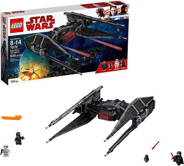 File:TLJ - LEGO Kylo Ren's TIE Fighter.jpg