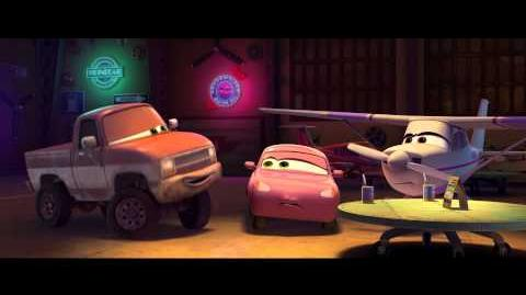 The Making of Planes 2 Fire and Rescue with Jamie and Emma!