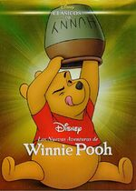 The Many Adventures of Winnie the Pooh DVD México