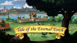 The Secret Library - Tale of the Eternal Torch