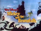 Mickey e o Pé de Feijão