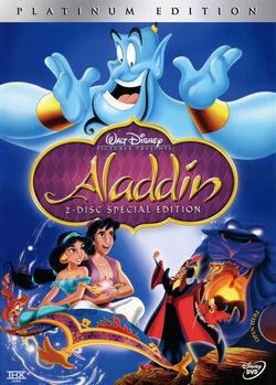 4. Aladdin (1992) (Platinum Edition 2-Disc DVD)