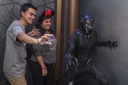 Black Panther Meet and Greet