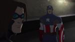 Bucky and Cap AA