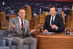 Chris Pratt visits Jimmy Fallon