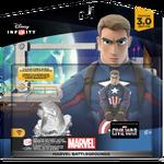 DI3.0 Marvel Battlegrounds Playset