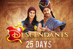 Descendants 25 Days