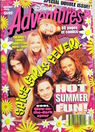 Disney Adventures Magazine australian cover January 1998 Spice Girls