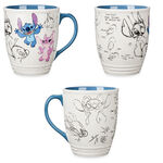 Disney Classics Collection Stitch and Angel Mug