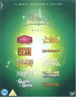 Disney Magic Box Set UK DVD