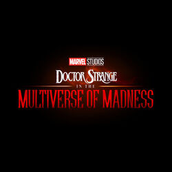 Doctor Strange in the Multiverse of Madness official logo