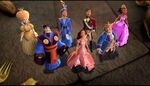 Elena and shrunken royals