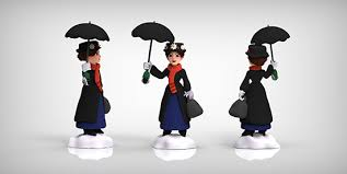 Mary Poppins Disney Infinity