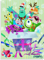MonstersUniversityChristmas
