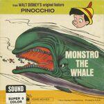 Monstro the whale super 8