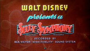 Silly Symphonies - original