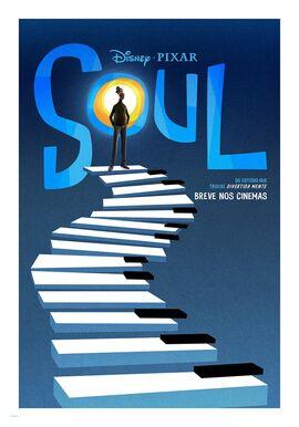 Soul - Teaser Pôster Nacional