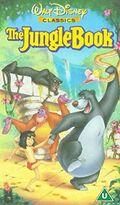 The Jungle Book (2000 UK VHS)