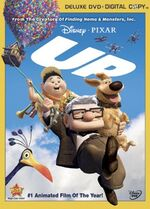 Up DVD Cover 2