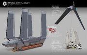 Zeta-Class Cargo Shuttle 4