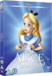 Alice in Wonderland DVD