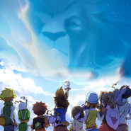 Circle of Life (The Lion King and Digimon)