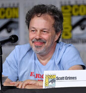 Curtis Armstrong SDCC