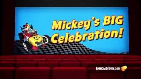 Disney Junior at the Movies – Mickey's BIG Celebration