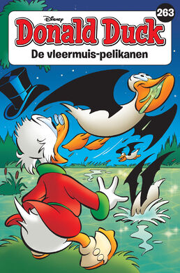 Donald Duck Pocket (3e reeks) 263 cover