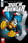 Duck Avenger issue 3 sub