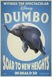 Dumbo (2019) - Poster - Witness the Spectacular Dumbo Soar to New Heights