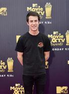 Dylan Minnette MTV Movie Awards
