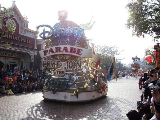Disney on Parade: 100 Years of Magic   Disney Wiki   FANDOM
