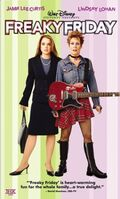 Freaky Friday 2003 VHS