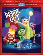 Inside Out Blu-ray 3D cover