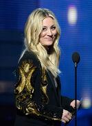 Kaley Cuoco 55th Grammys