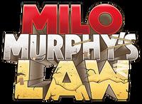 Logo Milo Murphy's Law