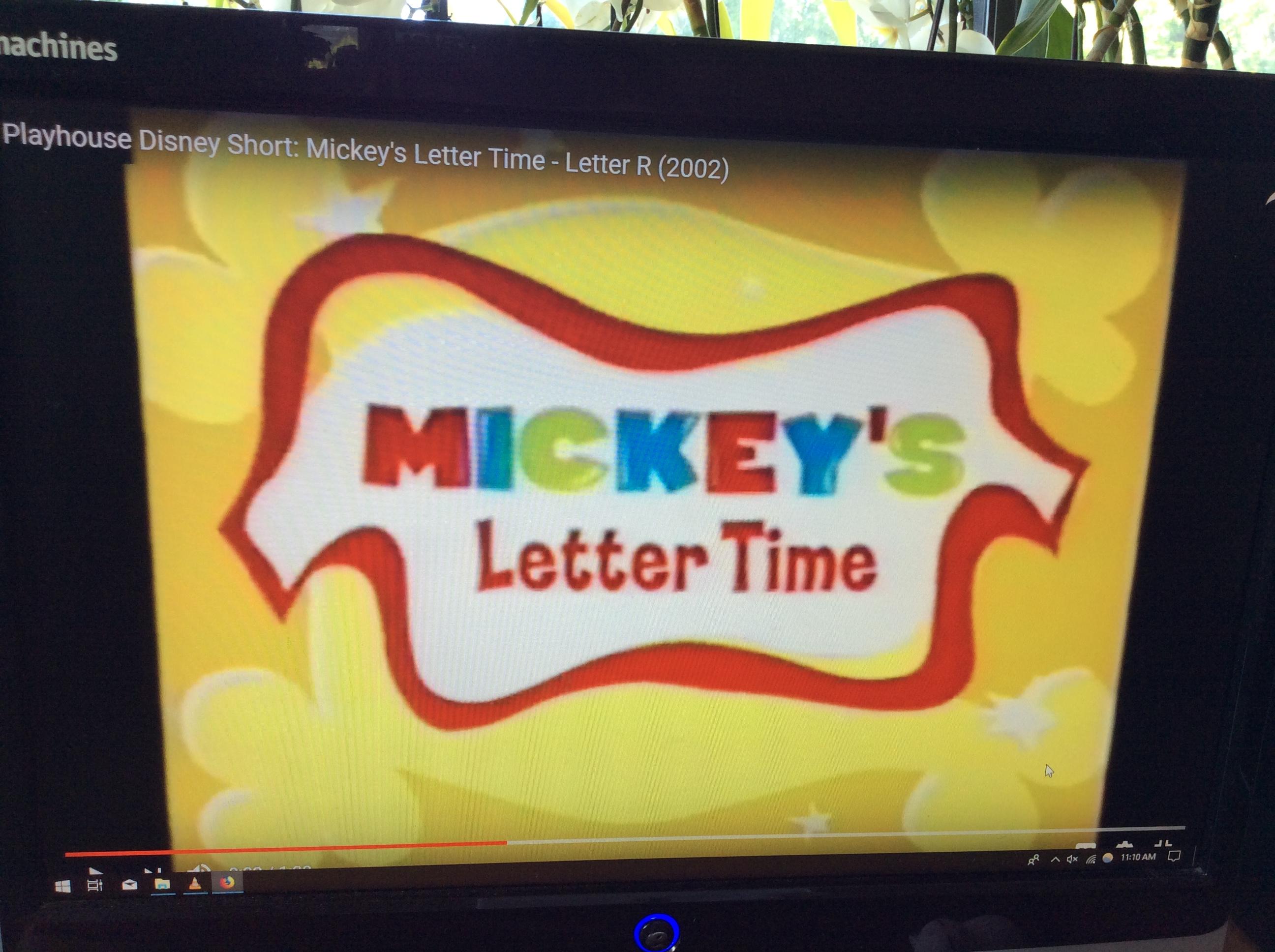 Mickey's Letter Time   Disney Wiki   FANDOM powered by Wikia