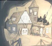 Mickey's Madhouse Interior
