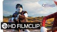 ONWARD KEINE HALBEN SACHEN – Filmclip Vertraue jedem Schritt Disney•Pixar HD